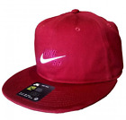 Nike SB Vintage Dark Team Red Pine Green Skateboard Hat