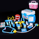 Play Pretend Doctor Nurse Toy Kit Dentist Playset for 3 Years Old Boys Girls New