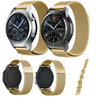 For Samsung Gear S3 Stainless Steel Bracelet Strap Milanese magnetic Watch Band