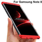 Luxury 3in1 Dual Dip Case fr Samsung Galaxy Note 8 Knight Armor Matte Hard Cover