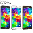 "5.1"" Samsung Galaxy S5 SM-G900A 4G LTE SmartPhone Android4.4 Fingerprint 2+16GB"