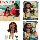 UK STOCK Disney** Singing Moana&Friends Action Figures Doll Light&Movie Song Toy