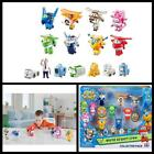 """Super Wings Transform a Bots Collectors Pack Kids Play toy Figure gift 2"""" Scale"""