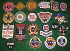 Detroit Tigers Patches  PICK YOUR PATCH  1935 1945 1968 1984 World Series Lot