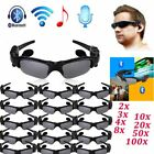 LOT Sunglasses Wireless Bluetooth Polarized Stereo Headset Headphone MP3 Player