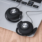 3.5mm Wired Headset Clip On Ear Headphones EarHook Earphone For Mp3 Computer