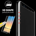 For Samsung Galaxy Note 8/S8/Plus 3D Full Curved Tempered Glass Screen Protector