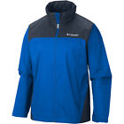 New Mens Columbia  Glennaker Lake  Omni-Shield Packable Rain Wind Jacket