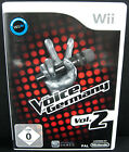 KARAOKE für Nintendo Wii: Voice of Germany / We Sing / Disney Sing It + Mikros