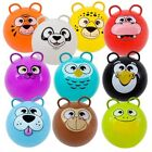 Hippity Hop Exercise Jump Balls with Animal Face and Two Handles for Kids image