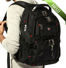 "Men's Rucksack Notebook 15.6"" Laptop Backpack Arm in arm Hiking Travel School Bag@"