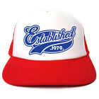 Established 1979 Hat - Funny Retro Trucker Cap - Birthday / Christmas Gift Idea