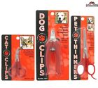 Pet Cat Dog Nail Toe Claw Clippers Scissors Trimmer Cutter Grooming Tool Set~NEW