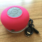 1 Piece Lot of Portable Waterproof Wireless Bluetooth Shower Mini Speaker