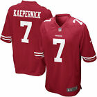Youth San Francisco 49ers Colin Kaepernick Nike Scarlet Limited Jersey