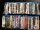 Pick/Choose From Over 120+ Blu-Rays! Lots of great titles! Very Good Condition!
