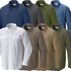 "New Mens Columbia ""Silver Ridge"" Vented Omni-Wick Long Sleeve Shirt"