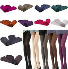 Women Thick Warm Winter Stockings Socks Stretch Tights Opaque Pantyhose USWS