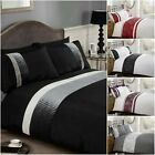 Fancy Duvet Set Luxury Bedding Embroidered Duvet Cover with Pillow Cases Megan