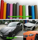 Car-Styling Metallic Flat Matte Finish Vinyl Film Wrap Home Decoration Stickers