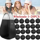 LOT1~20 Pop Up Spray Tanning Tent Portable Sunless Change Room Tan Booth Bag VP