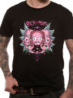 Rick And Morty: Head Split T-Shirt