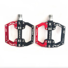 Sport Bike Pedals Cycling Bicycle Pedals Flat Aluminum Alloy Sealed Bearing