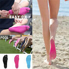 1 Pair Stick on Soles Adhesive Pad Invisible Shoes Feet Sticker Barefoot Shoes