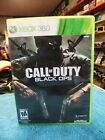 Call of Duty: Black Ops - Xbox 360 Game W/MANUAL
