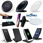 Universal Qi Wireless Fast Charger Chaging Dock Station Pad For Mobile Phone HOT