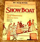 VINTAGE OL' MAN RIVER FROM SHOWBOAT BY OSCAR HAMMERSTEIN SHEET MUSIC