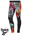 MEN'S REEBOK THERMAL TIGHTS ONE SERIES F26 COMPRESSION LONG RUNNING CROSSFIT GYM