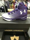 Under Armour Clutchfit Drive 3 Men's Basketball Shoe- Purple