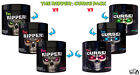 Cobra Labs The Curse / The Ripper PACK - ONE OF EACH! - Preworkout Fat Burner C4