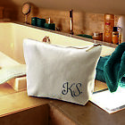 PERSONALISED ACCESSORY BAG WITH YOUR INITIALS BIRTHDAY PRESENT VALENTINES GIFT