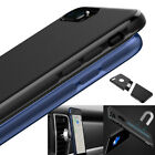 For iPhone 7/8 Plus Luxury Slim Shockproof Case Magnetic Protective TPU Cover