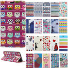 Card Holder PU Leather+TPU Flip Wallet Case Cover Stand Pouch For Various Phone