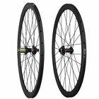 Full Carbon 38mm Deep Tubular Wheelset Road Bike Wheelset Dics Brake UD Matt