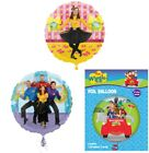 """The Wiggles Foil Balloon """"Group"""", """"Emma"""" OR """"Big Red Car"""" 45cm - Wiggles Party"""