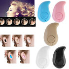 Mini Wireless Bluetooth 4.0Stereo In-Ear Headset Earphone For Samsung iphone New