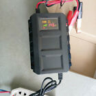 Intelligent 20A Automobile Battery Lead Acid Battery Charger Car Motorcycle US