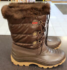 Olang Patty Winter Snow Boots Brown Sizes 35/36 - 41/42