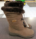Olang Genny Tex Winter Snow Boots Brown Sizes 36 - 39