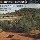 Copland: Appalachian Spring; The Tender Land Suite; Morton Gould: Fall River Leg