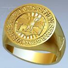 """The AASR"" Scottish Rite Ring, Gold"