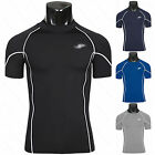 2018 Men Compression Sport Athletic Running Glow Dri-Fit Base Layer Tops T-shirt