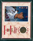 1966---1993 NOLAN RYAN TRIBUTE--SHOWS ENTIRE CAREER --WITH SALUTE COIN