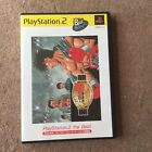 Hajime no Ippo Victorious Boxers Boxing  Play Station 2 NTSC J JAPAN Used Game