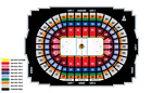 5 TICKETS CHICAGO BLACKHAWKS vs MINNESOTA WILD 1 10 18 United Center