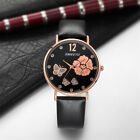 SMEETO Flower Quartz Watch Women Watches Luxury Fashion Female Wrist Band Lady